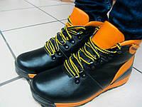Женские ботинки Timberland польская кожа, Р. 36 37 38