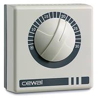 Программаторы, термостаты, терморегуляторы для котлов Cewal Комнатный термостат Cewal RQ
