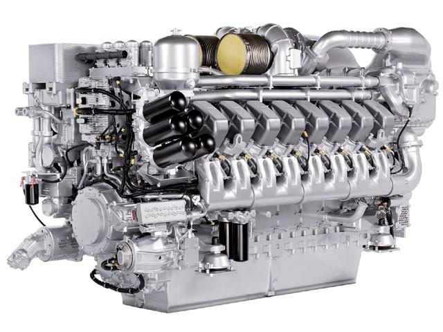 Дизельные двигатели MTU, цена, купить в Днепре - Prom.ua (ID# 17071197)