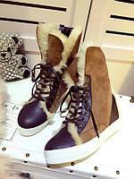 Женские ботинки фирма UGG