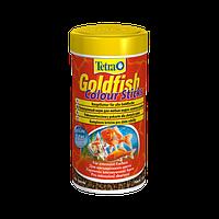 Корм для аквариумных рыб Tetra Gold fish Colour Sticks 100 мл для окраса золотых рыбок (140097)
