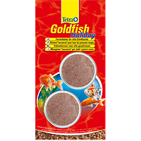 Корм для аквариумных рыб Tetra Gold fish Holiday 2х12гр Корм на время отпуска для золотых рыбок (158764)