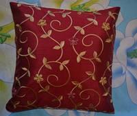 Подушка подарочная, диванная (из гречневой лузги) 35х35cм