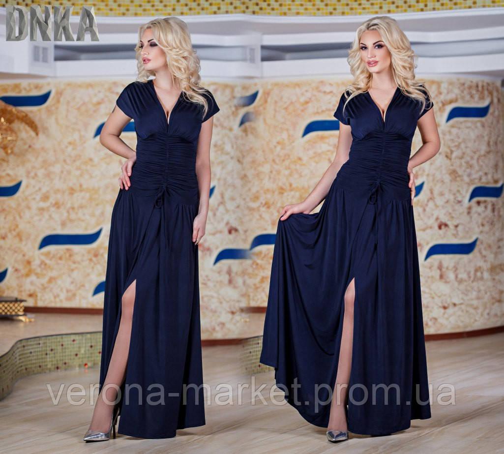 Женские платья с рукавами короткими