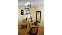 Лестница чердачная Oman Nozycowe 120x70см (506)
