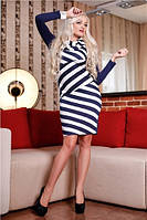 Трикотажное платье Света, 42-44р
