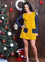 Платье женское с декоративным замочком, фото 1