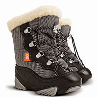 Зимние ботинки для мальчиков DEMAR.SNOW MAR серый