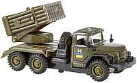 Модель авто Зил 131 Военный Град Технопарк