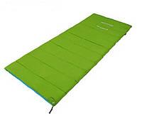 Летний спальный мешок KingCamp TRAVEL LITE(KS3203) / 12°C R Green  94093 зеленый