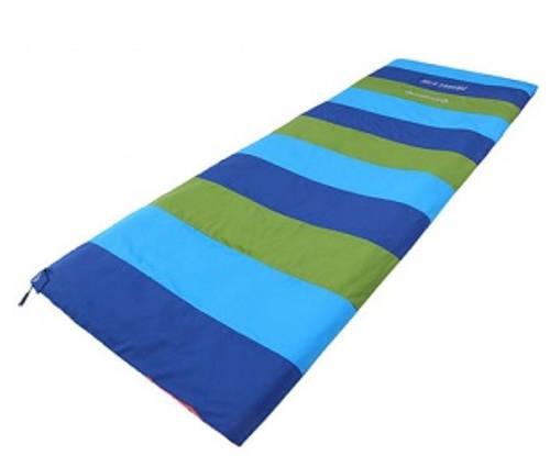 Оригинальный спальный мешок KingCamp TRAVEL LITE(KS3203) / 12°C, L Color bar 94864 синий