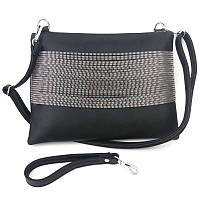 Сумка-клатч. Маленькая сумка. Модная сумка с молниями. Сумка через плечо. Женская сумка. Код: КЕ303