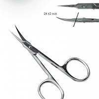 Ножницы для маникюра  Сталекс, узкие удлиненные Н-05