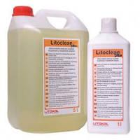 LITOCLEAN PLUS - жидкость для очистки керамических покрытий, флакон 1 литр