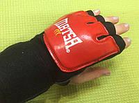 Гелевые бинты (Накладки гелевые с бинтом кожа) MATSA р.L (замена традиционным бинтам) Бинт-перчатка