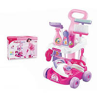 Набор для уборки детский 5938-51 Magical cleaner (с тележкой)