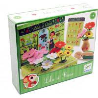 Набор для творчества Djeco Лилия и Роза цветочный магазин (DJ06612)
