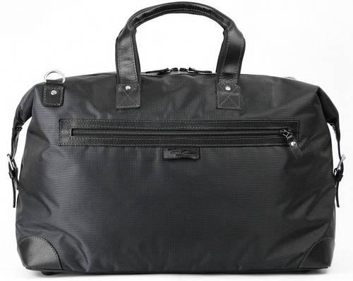 Дорожная сумка-саквояж Tom Stone 35 л. черная, 116BT