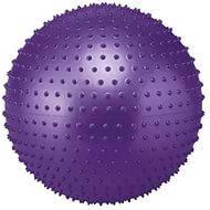 Мяч для фитнеса (фитбол) ZEL массажный 65см
