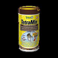 Корм для аквариумных рыб TetraMIN 100 мл хлопья основной корм для рыб (762701)