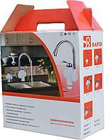 Проточный водонагреватель электрический на кран Rapid