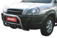 Дуга защитная передняя Hyundai Tucson 2004-2010