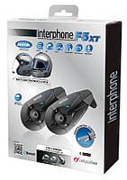 Набор из 2-х переговорных устройств Interphone F5XT TwinPack + Control