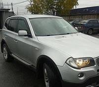 Ветровики на BMW X3 (E83) 2003-2010