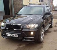 Ветровики на BMW X5 (E70) 2007-2013