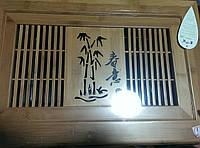"""Чабань - Чайная доска """"Пальма"""" 49 х 33.5 х 6.8см"""