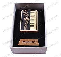 Pantera Usb Зажигалка (6 рисунков) №4350, музыка Подарочные зажигалки Подарок другу