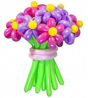 Акция! Цветы из шаров! Низкая цена
