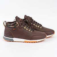 Зимові кеди\взуття Bustagrip - Jogger Brown (оригінал) (Зимние кеды\ботинки\обувь)