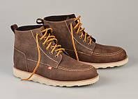 Зимові кеди\взуття Bustagrip - Hi Black Nubuck (оригінал) (Зимние кеды\ботинки\обувь)