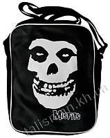 Рок-сумка - MISFITS -1 (череп)
