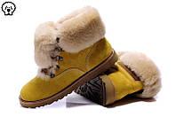 Зимові кеди\взуття Bustagrip - Cross Womens Yellow (оригінал) (Зимние кеды\ботинки\обувь)