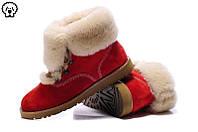 Зимові кеди\взуття Bustagrip - Cross Womens RED (оригінал) (Зимние кеды\ботинки\обувь)