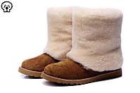 Зимові чоботи\взуття Bustagrip - Hi Womens Brown (оригінал) (Зимние кеды\ботинки\обувь)