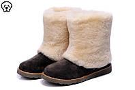 Зимові чоботи\взуття Bustagrip - Hi Womens Black (оригінал) (Зимние кеды\ботинки\обувь)