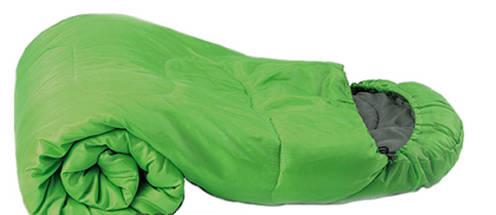 Спальный мешок KingCamp Oasis 250(KS3121) / 7°C, L Green 95125 зеленый