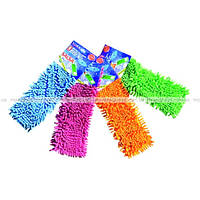 Запаска для швабры York Salsa mop из микрофибры
