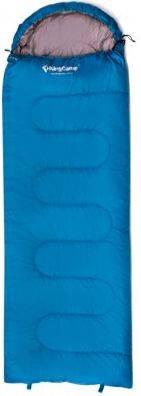 Оригинальный спальный мешок KingCamp Oasis 300(KS3151) / 5°C, L Blue 94858 синий