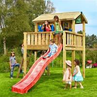 Игровая детская площадка с домиком XL и горка , Киев и Харьков
