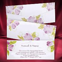 Красивые приглашения на свадьбу белого цвета запрошення на весілля