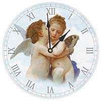 """Часы настенные """"Ангелочки"""""""