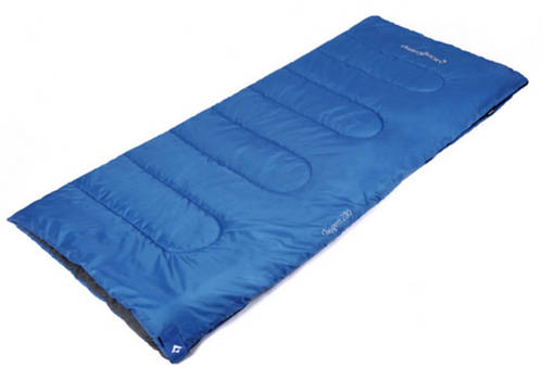 Оригинальный спальный мешок KingCamp Oxygen(KS3122) / 12°C R Dark blue 55790 синий