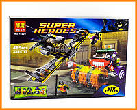 Конструктор аналог LEGO Super Heroes 76013 Bela Паровой каток Джокера арт. 10228