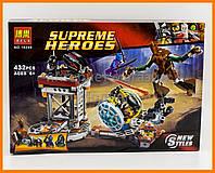 Конструктор аналог LEGO Super Heroes 76020 Bela Стражи Галактики: Миссия - побег арт. 10249