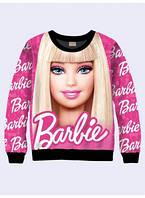 Детский свитшот для девочки Барби