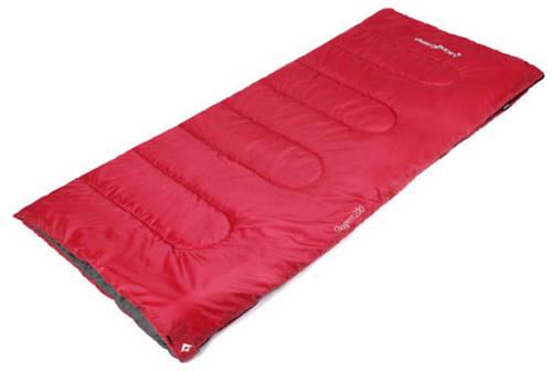 Теплый спальный мешок KingCamp Oxygen(KS3122) / 12°C, R Crimson 94902 красный